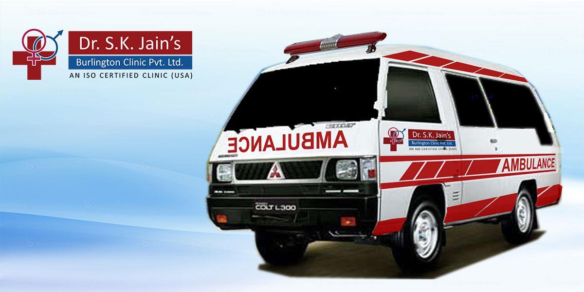 Patient Pickup (Patient Mobile Van)